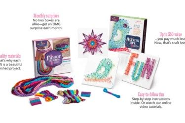 Ann Williams Craft Kits
