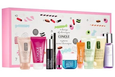 Clinique Beauty Advent Calendar