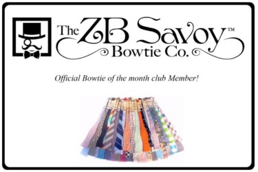 The Bow Tie Box by ZB Savoy