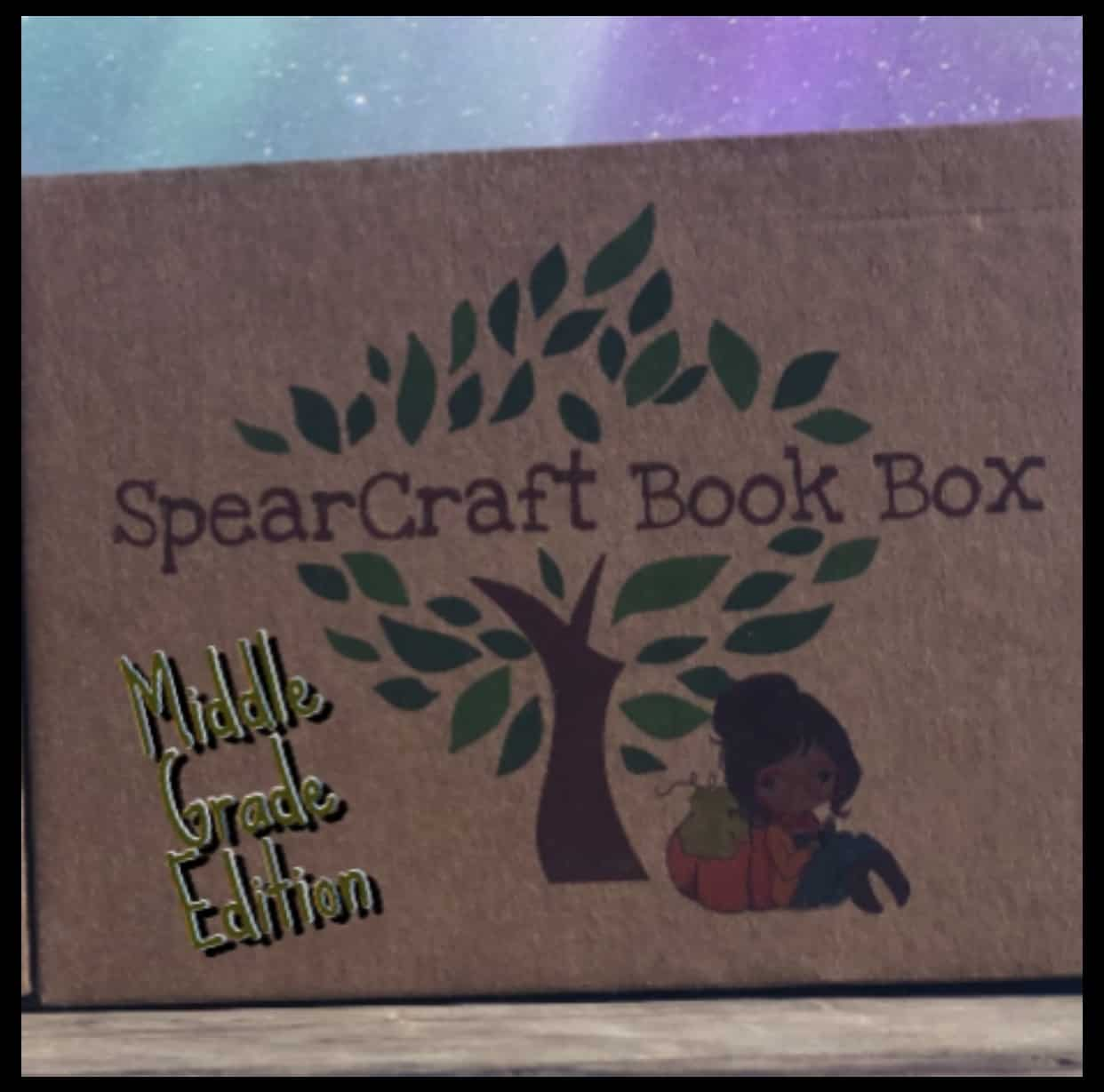SpearCraft Book Box Middle Grade Edition
