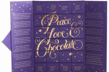 Vosges Chocolate Advent Calendars