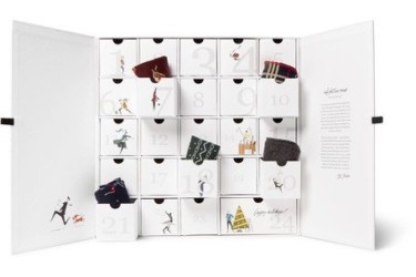 CORGI Sock Advent Calendar