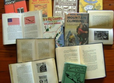 Crooked House Vintage Monthly Book Club
