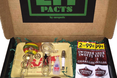 Puffer Box June 2016 Unboxing & Review - The Weedtube