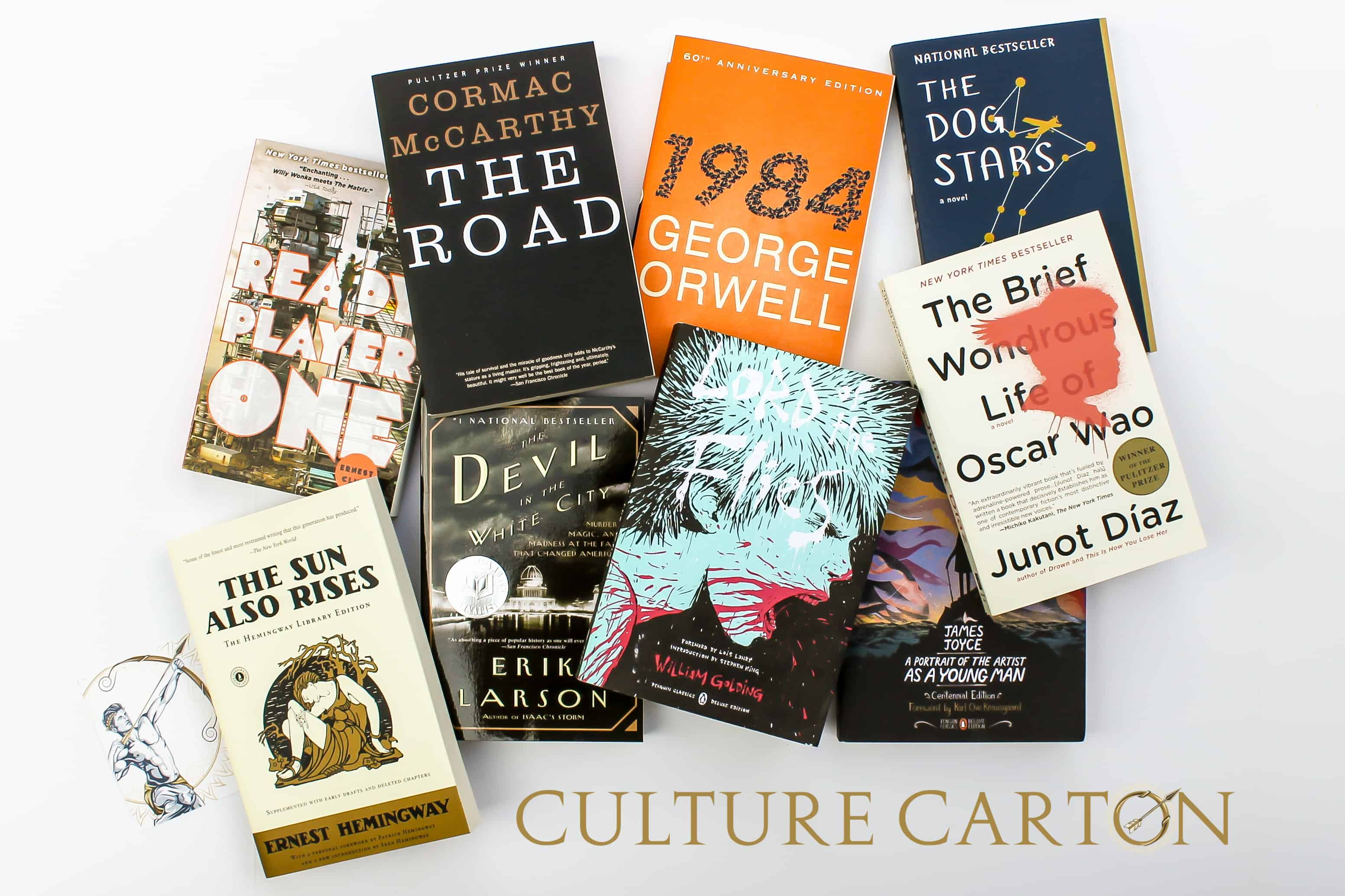 Culture Carton Book Club