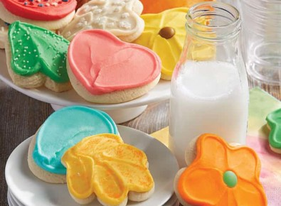 Cheryl's Buttercream Frosted Cookie of the Month