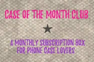Case of the Month Club by AOTM