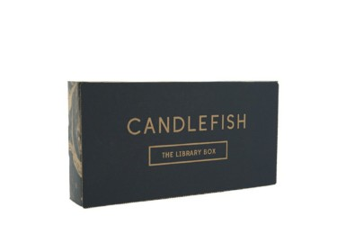 The Library Box by Candlefish