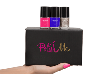 PolishMe Nail Polish Club