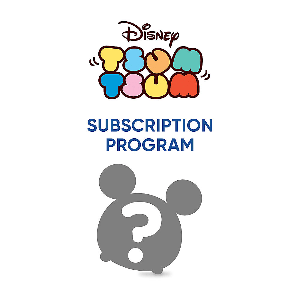 Disney Tsum Tsum Subscription