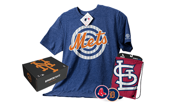 Sports Crate by Loot Crate: MLB Edition