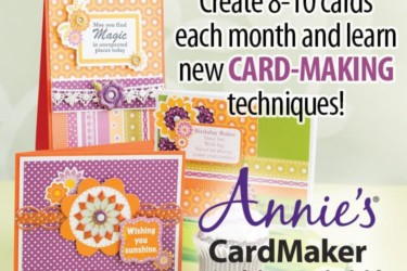 CardMaker Kit-of-the-Month Club