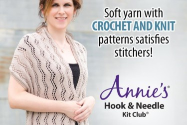 Annie's Hook & Needle Craft Kit