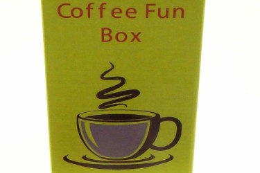 Medium Roast Coffee Mystery FUN Box: 15 K-Cups