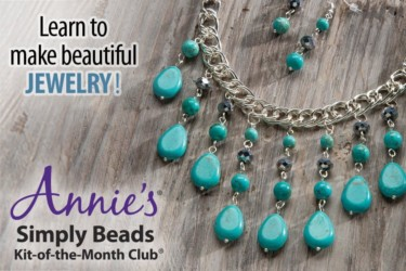 Annie's Simply Beads Kit-of-the-Month Club