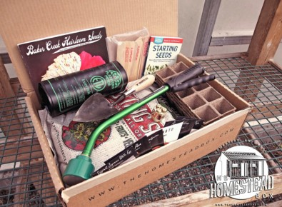 The Homestead Box