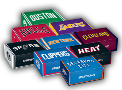 Courtside Crate by Sports Crate: NBA Edition