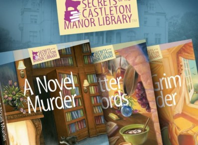 Secrets of the Castleton Manor Library
