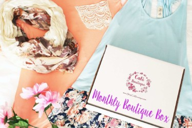 Cali Boutique Box