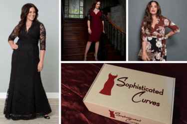 Sophisticated Curves Fashion Accessories Box