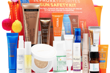 Sephora Sun Safety Kit