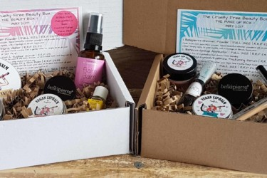 The Cruelty Free Beauty Box