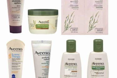 Amazon Aveeno Sample Box
