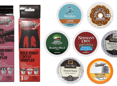 Amazon K-Cups Coffee Sample Box