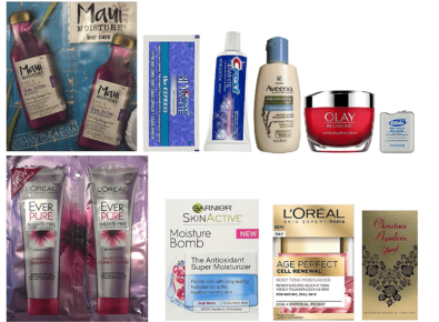 Amazon Women's Daily Beauty Sample Box