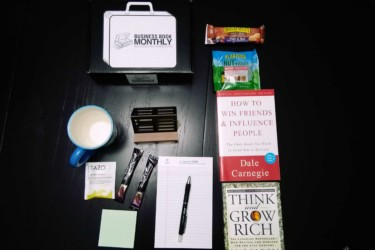 Business Book Monthly