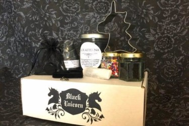 Black Unicorn Box
