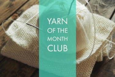 Paradise Fibers Yarn of the Month
