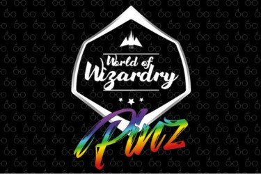 Geek Gear World of Wizardry PINZ
