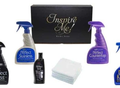Inspire Me! Monthly Cleaning Product Subscription