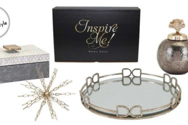 Inspire Me! Monthly Surprise Décor Subscription