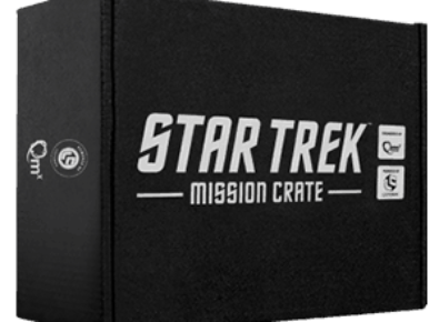 Star Trek: Mission Crate