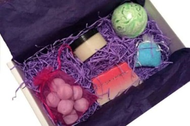The Monthly Pamper Box