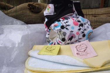 Cloth Diaper Monthly