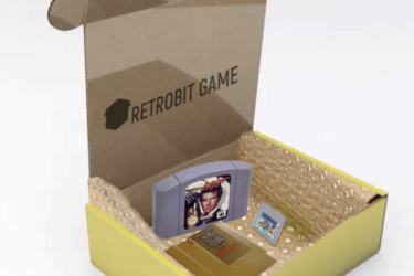 Retrobit Game Box