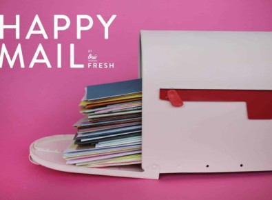 Oui Fresh Happy Mail