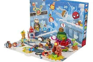 Disney Marvel Tsum Tsum Advent Calendar