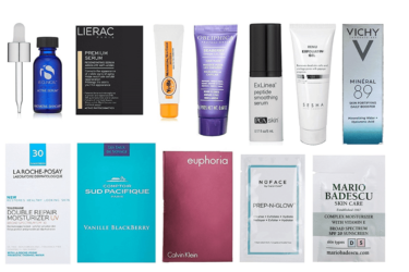 Amazon Luxury Skin Care Beauty Sample Box