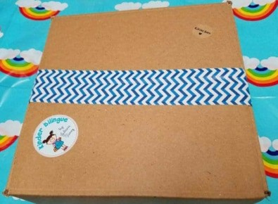 Kinder Bilingue Subscription box