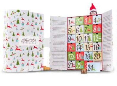 Ethel M Chocolates Advent Calendar