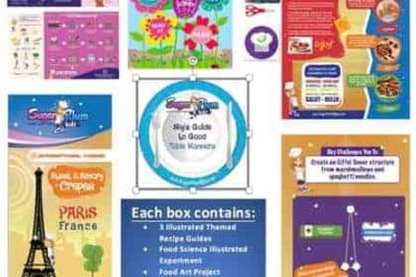 Sugar Plum Kids Culinary Boxes