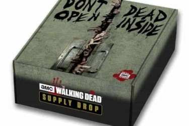 The Walking Dead Supply Drop