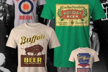 Vintage Beer Shirt Club