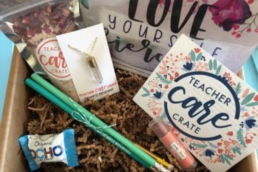 Teacher Care Crate