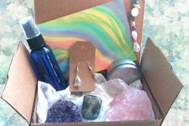 Crystals, Gemstones & Jewels Deluxe Bead Box