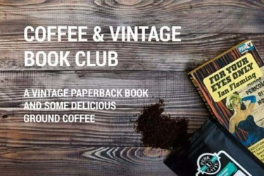 Bookishly's Coffee & Vintage Book Club